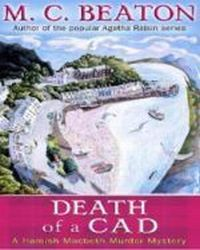Death of a Cad, Beaton M. C.