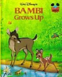 Bambi grows up, Disney Walt