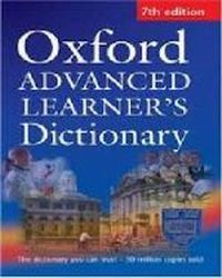 Oxford Advanced Learner\\\'s Dictionary , 7th Edition Paperback +CD, Praca zbiorowa